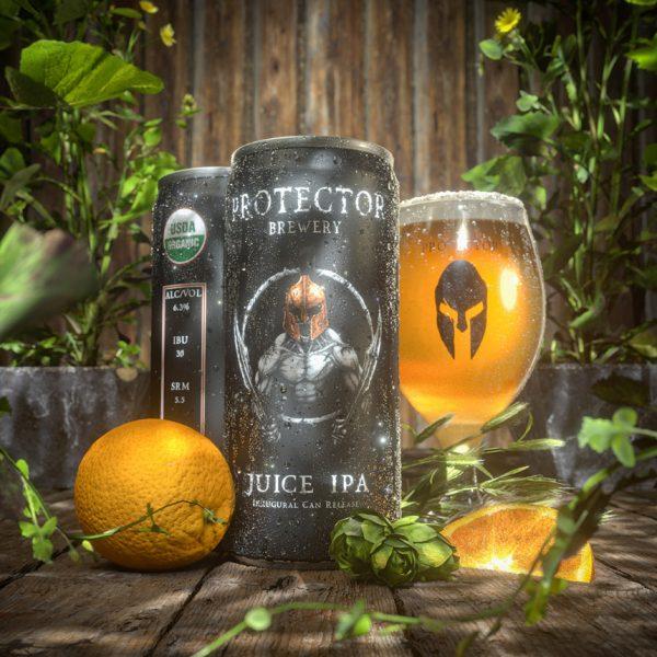 The Juice Organic IPA